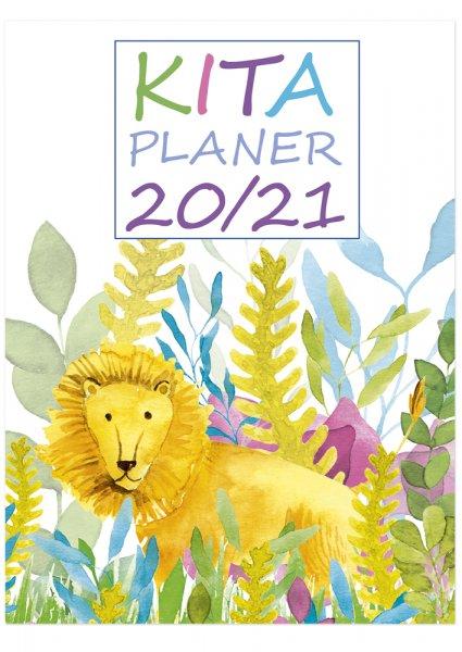 s+w KITA-Planer Dschungel 20/21