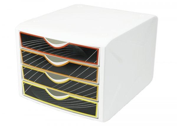 Schubladen-Ablage A4, Kunststoff