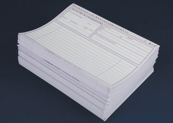 Patienten-Karteitaschen lang, 100 Stück