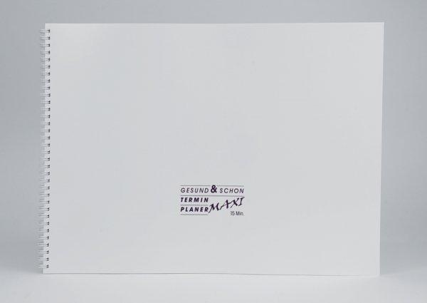 s+w Gesund & Schön Maxi 15-min. DIN-A3