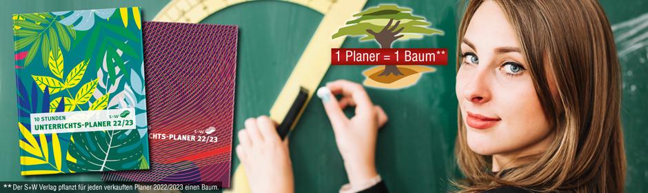 Planer für Lehrer