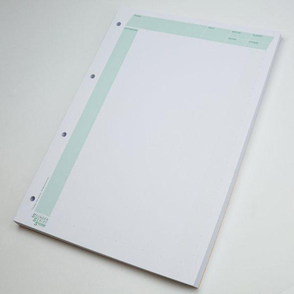 100 Scriptblätter