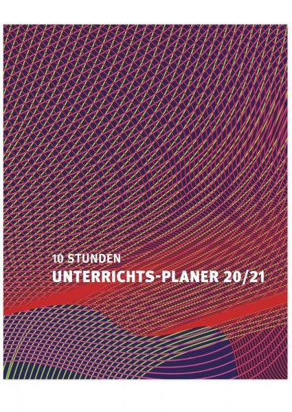 s+w Unterrichts-Planer Edition ROT 20/21