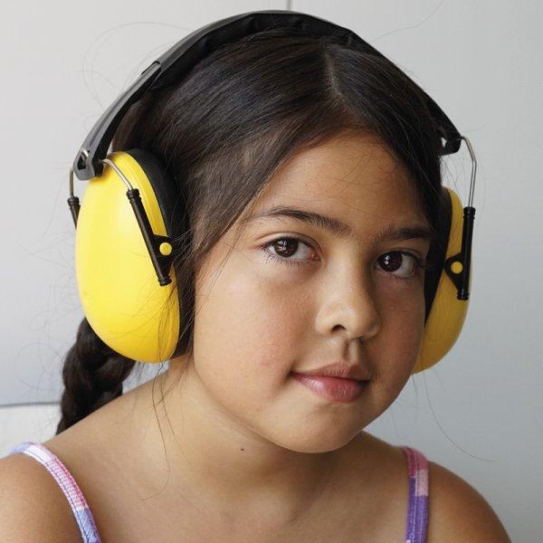 Geräusch-Schutzkopfhörer für Kinder, 24,3 dB