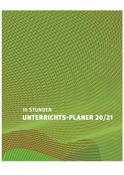 s+w Unterrichts-Planer Edition GRÜN 20/21