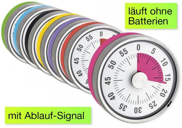 """Zeituhr """"Automatik"""", magnetisch, 7,8cm"""