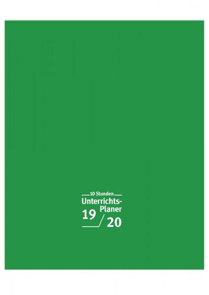 s+w Unterrichts-Planer 19/20 - 10 STD