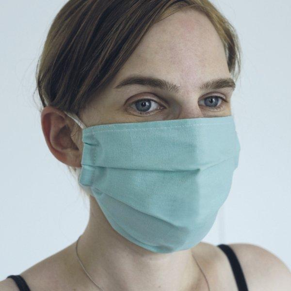 """Alltags-Gesichts-Maske aus BW-Stoff """"Flexigröße"""""""