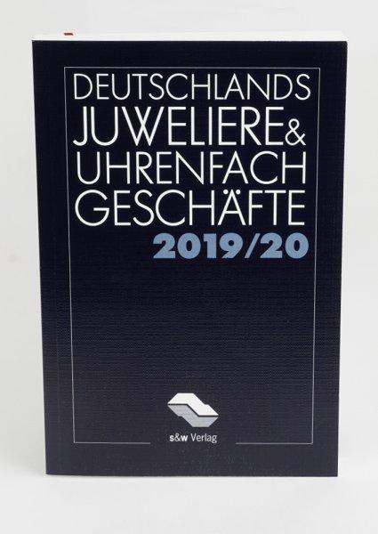 Buch Deutschl. Juweliere 2019/20
