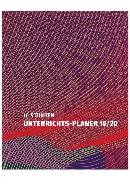 s+w Unterrichts-Planer Edition ROT 19/20